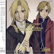 Fullmetal Alchemist: The Conqueror of Shambala Original Soundtrack [IMPORT] by Sony Japan