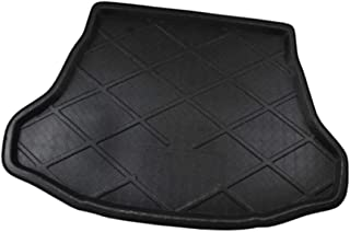 ZYHW Automotive Cargo Liners Rear Trunk Tray Boot Liner Cargo Floor Mat for 2016 Toyota Prius Hatchback