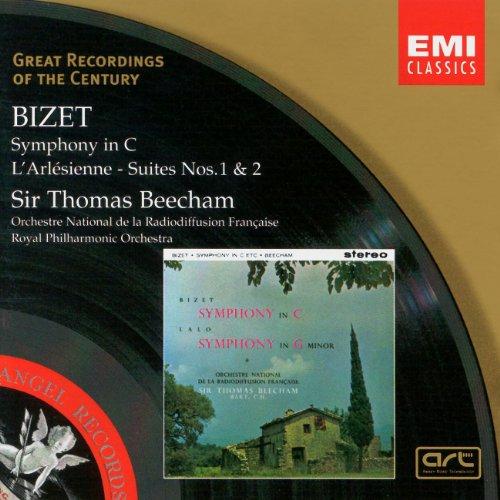 Georges Bizet: Sinfonie in C / L'arlesienne 1 und 2
