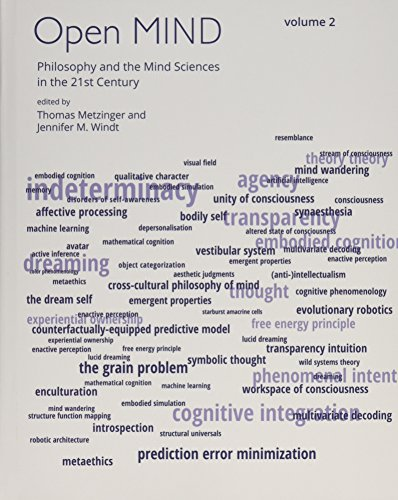 Open Mind, 2-Vol. Set: Philosophy and the Mind Sciences in the 21st Century