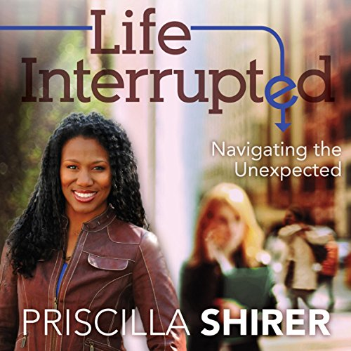 Life Interrupted audiobook cover art