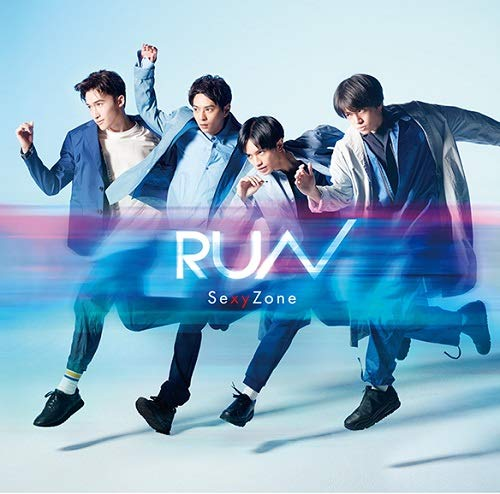 [album]RUN – Sexy Zone[FLAC + MP3]