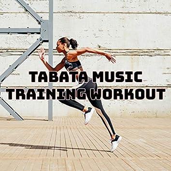 Tabata Music Training Workout