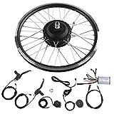 """Kit de conversión de Bicicleta de montaña 36V / 48V 350W Motor KT900S Pantalla LED Kits de conversión de Bicicleta eléctrica de Rueda de 26 """"(Rear Motor-36V 350W)"""