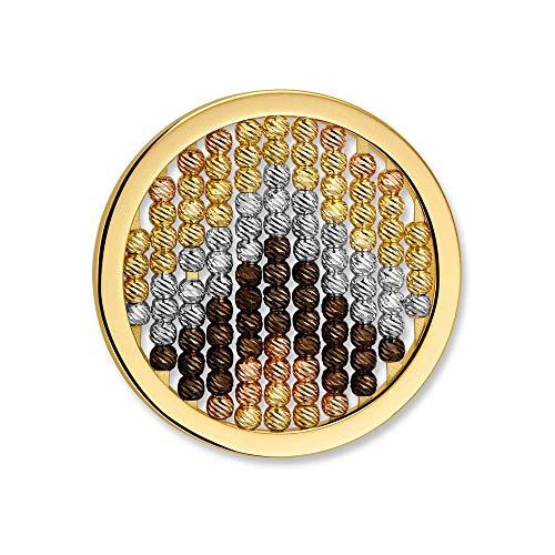 Mi Moneda ROLL-42-L Rollo Champagne 925 Silver Design