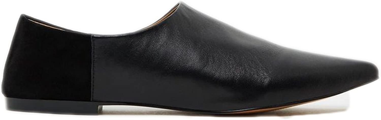 Jaggar Footwear Womens On Point Flat