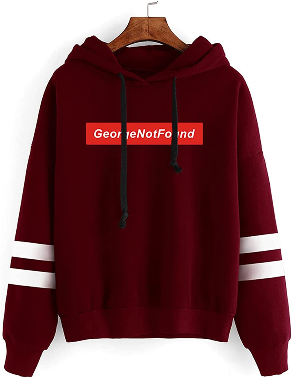 JMSUN Anime GeorgeNotFound Merch Hoodie Sweatshirts Men/Women Pullover Tracksuit