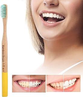 歯ブラシソフト細毛竹柄歯ブラシ国内タイプ
