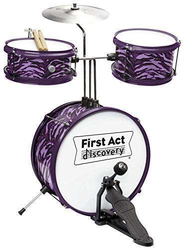 First Act 3-Piece Drum Set - FD3711