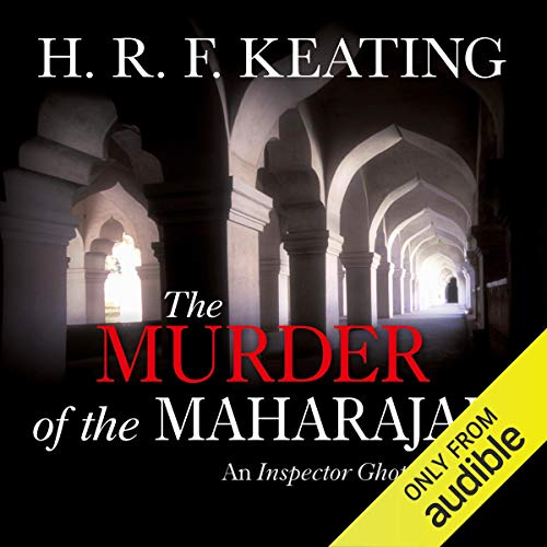 Couverture de The Murder of the Maharajah
