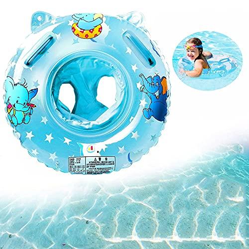 Nuoto Anello con Sedile,Float Salvagente Bambini,Anello di Nuoto per Bambino Salvagente,Bambino Salvagente,Ciambella Gonfiabile Neonato,Bambino Salvagente. (3)