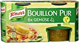 Knorr Bouillon Pur Gemüse vegan 4