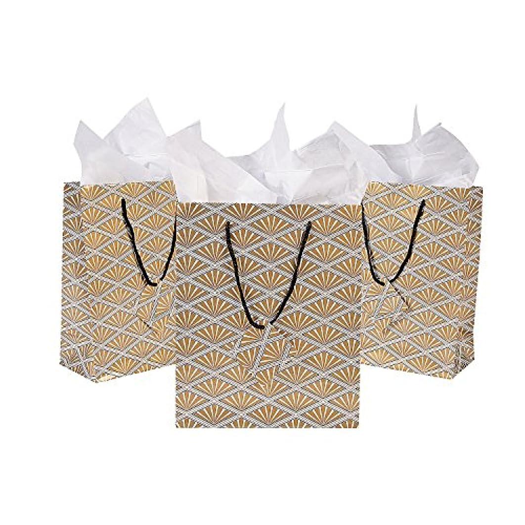 Art Deco Medium Gift Bags