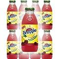 Snapple Black Cherry Lemonade, All Natural, 16 Fl Oz (Pack of 8, Total of 128 Fl Oz)