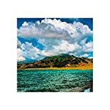 Tamengi Square Canvas Wall Painting Modern Canvas Print Sea Scape Oil Painting Printed On Canvas Wall Art for Bedroom Living Room Home Decorations