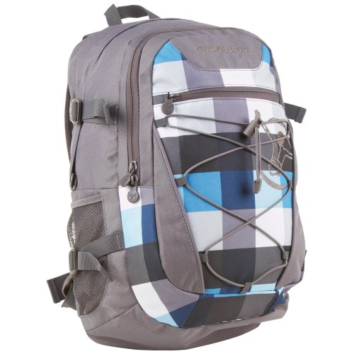 Chiemsee BACKPACK HERKULES, 70311-111, CHECKING black, Gr.