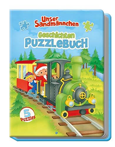 Geschichten-Puzzlebuch