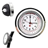 Silver Nurse Stethoscope Watch - Lightweight Metal Frame- Attaches Directly to Stethoscope for All Medical Professionals