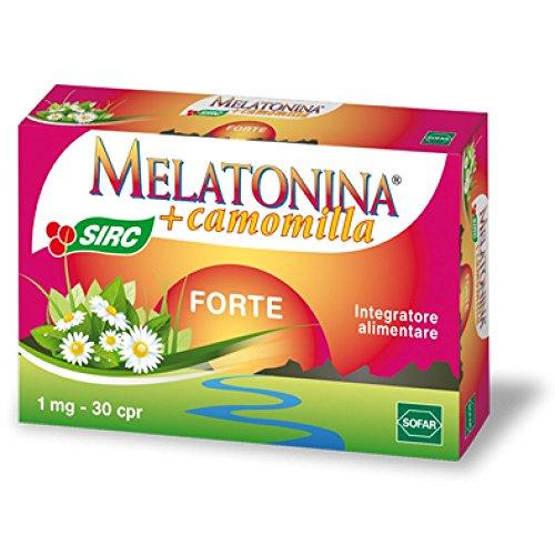 Melatonina Mel0100004 2 Sirc Forte - 10 Gr