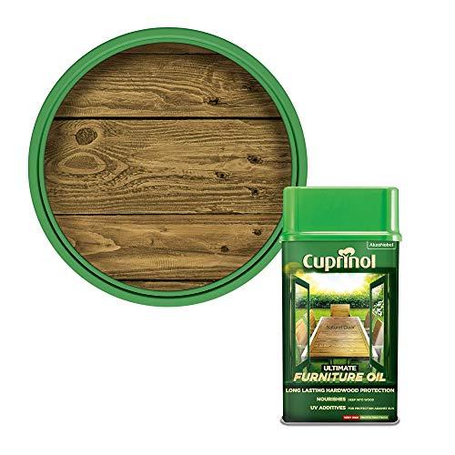 Cuprinol 5212402 Ultimate Furniture Oil Exterior Woodcare, Cl