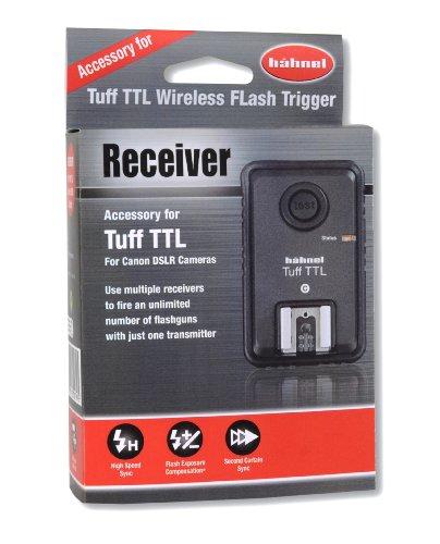 Hähnel Zusatzempfänger für Tuff TTL  Funk-Blitzauslöser für Canon