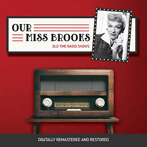 Our Miss Brooks cover art