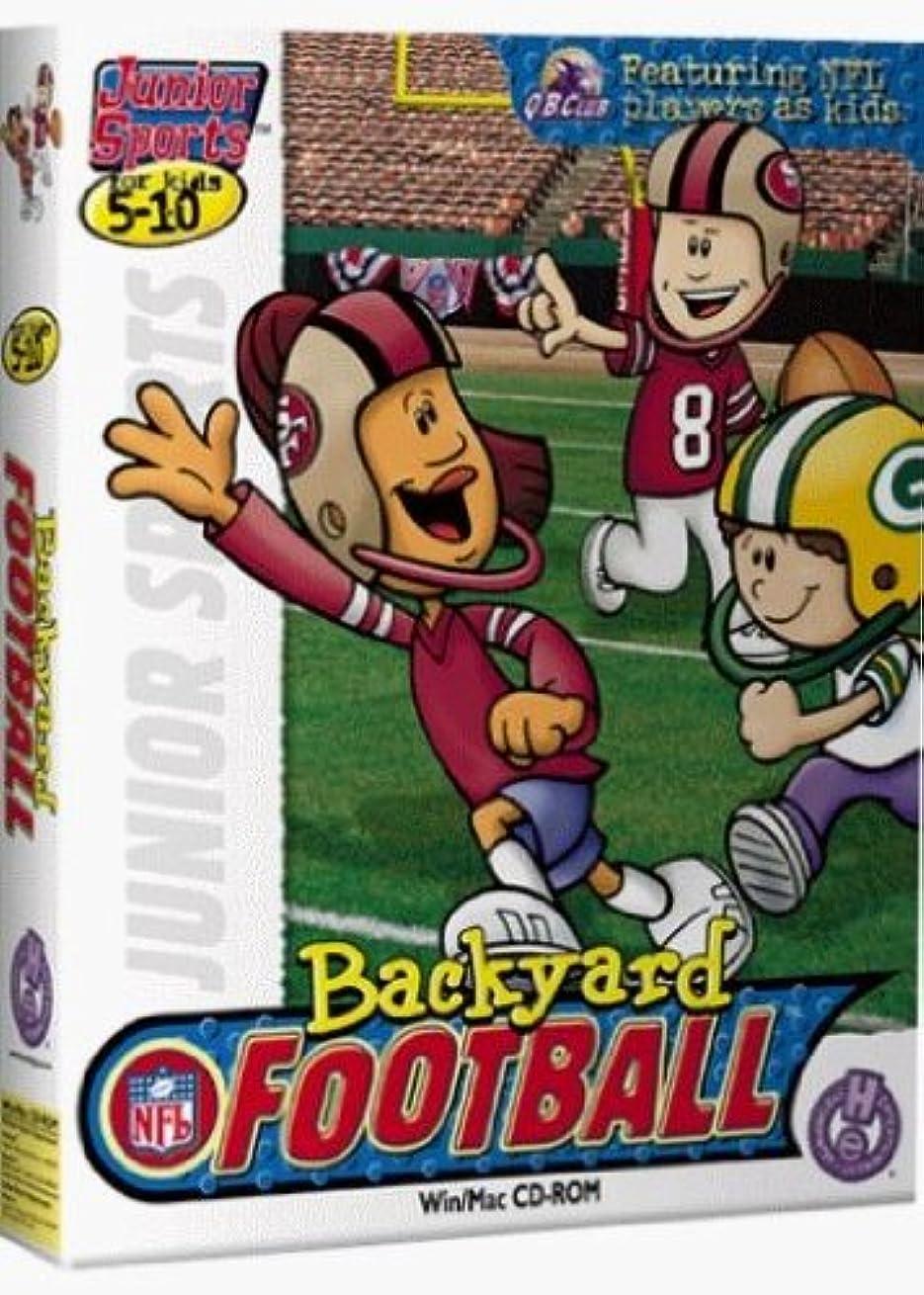 アソシエイト安全コンソールBackyard FOOTBALL 2002