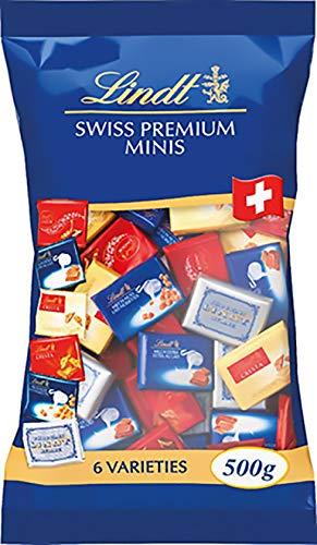 Lindt Bolsa de Napolitanas de Chocolate 500 g