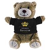 Diseño de oso de peluche Jordania unaexperta Beige