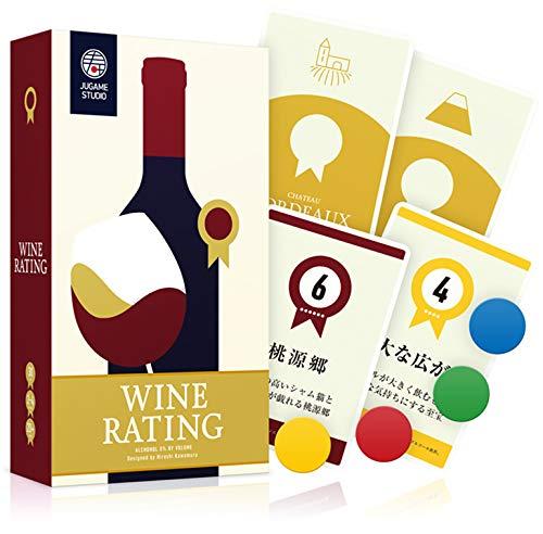 WINE RATING(ワインレーティング)新版 JUGAME STUDIO