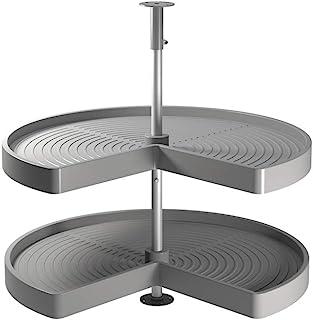 EMUCA - Kit de bandejas giratorias para Mueble de Cocina