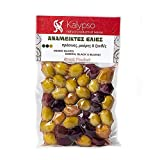 Kalypso Set de 3 Mélangé des Olives Grecques 200 g