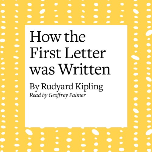 How the First Letter Was Written copertina