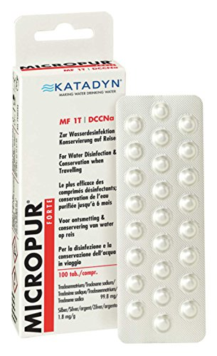 Katadyn -  Micropur Forte MF 1T