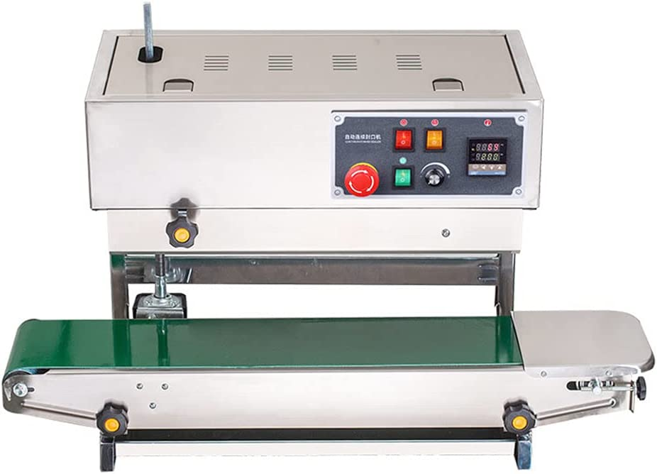 TECHTONGDA Digital Continuous Sealing Band Machine Limited Special Price Sealer Ranking TOP12 Vertic