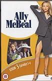 Ally McBeal Season 3 Episodes 1 - 4