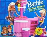 Barbie Cookie Maker Playset