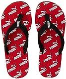 PUMA Epic Flip V2 Amplified, Zapatos de Playa y Piscina Unisex-Adulto, Rojo (High Risk Red Black White 01), 38 EU