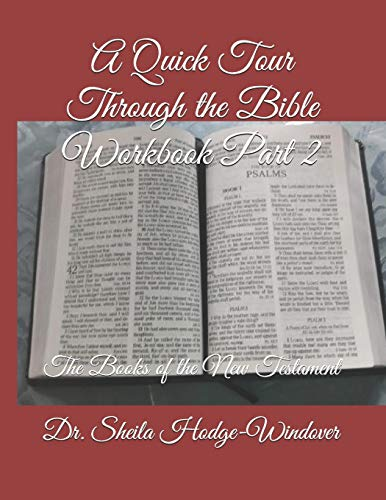 Download A Quick Tour Through the Bible Workbook Part 2: The Books of the New Testament 1095711911