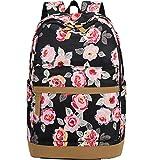 Best Backpacks For Middle Schoolers - BLUBOON Bookbags School Laptop Backpack Women Schoolbag Review