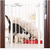 J+N Sicherheitstür Leitplanke Baby-Sicherheits-Gates-Kamin Grille Baby-Säuglings-Kind-Sicherheits-Gate Bar Baby-Treppe Zaun Haustier Zaun Hund Zaun Pole Isolation Baby-Sicherheitstür