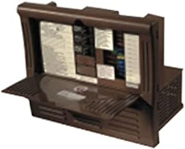 Arterra 0318.1454 WFCO WF-8955PEC WF-8900 Series Power Center Converter Charger-55 Amp, Brown
