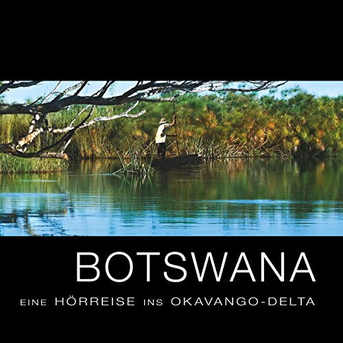 Botswana audiobook cover art