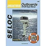 Seloc Service Manual - Johnson/Evinrude - Outboard - 1973-89 - 1-2 Cyl