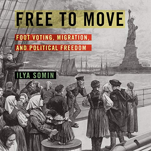 Free to Move audiobook cover art