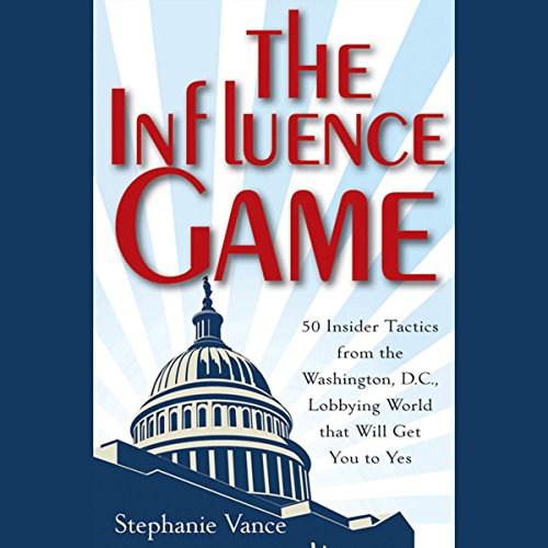 The Influence Game  Audiolibri