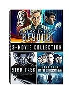 Star Trek: 3-Movie Collection [DVD]