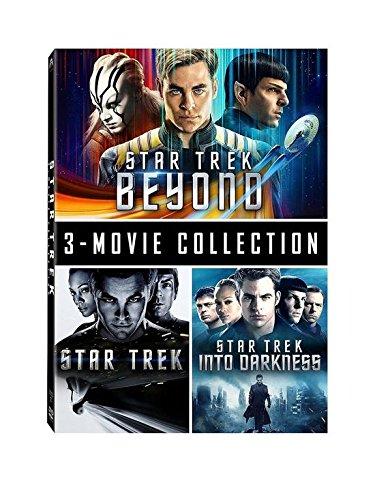 Star Trek 3-Movie Collection (Star Trek / Star Trek: Into Darkness / Star Trek Beyond) [DVD]