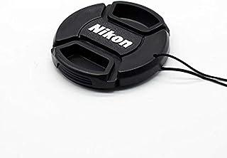 Sourcingmap - Tapa de Objetivo para Nikon D7000 D3300 D3200 D3100 D5100 D5200 D5300 D5500 (1 Unidad 52 mm con Lente de 18-55 mm)