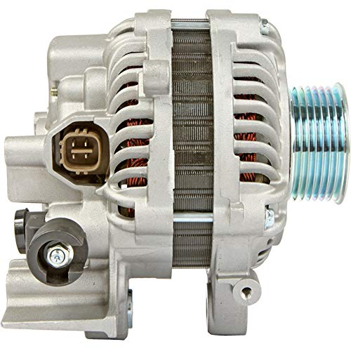 Alternators,ECCPP High Output 11176 for Honda Civic 2006 2007 2008 2009 2010 2011 1.8L AMT0187